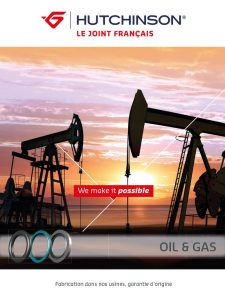 Oil & Gas - Oring Hutchinson
