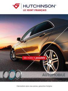 Automobile - joints toriques et bagues Oring Hutchinson
