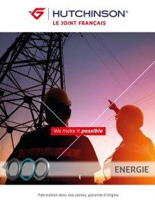 Energie - joints toriques et bagues Oring Hutchinson