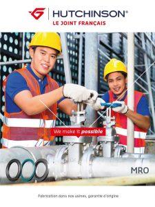 MRO Canalisation & Tuyauterie - Joints toriques et bagues Oring Hutchinson